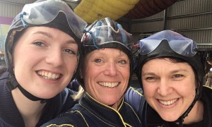 Charity Sky Dive for Grove Cottage